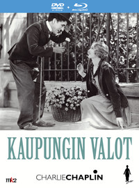 Kaupungin valot - City Lights (Chaplin)  Blu-ray + DVD