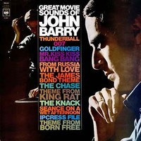 Soundtrack: Great Movie Sounds Of John Barry