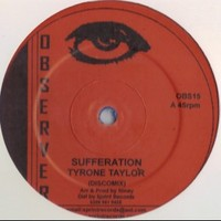 Taylor, Tyrone: The Jewels / Sufferation