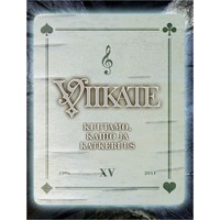 Viikate : Kuutamo, kaiho & katkeruus -ltd. 3cd + girlie-shirt + photobook