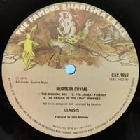 Genesis : Nursery Cryme