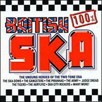 V/A: 100% British Ska - The Unsung Heroes Of Two Tone