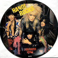 Hanoi Rocks : Underwater world