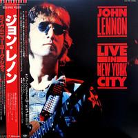 Lennon, John: Live In New York City