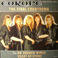 Europe : The Final Countdown
