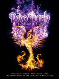 Deep Purple: Phoenix rising -dvd+cd