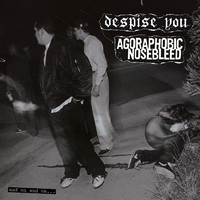 Agoraphobic Nosebleed: And On And On... -split