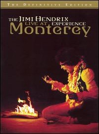 Hendrix, Jimi: Live at Monterey