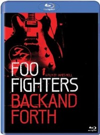 Foo Fighters : Back and forth