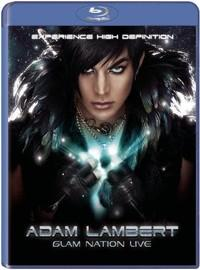 Lambert, Adam: Glam nation live