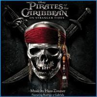 Soundtrack: Pirates of the Caribbean - On stranger tides'