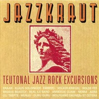 V/A: Jazzkraut - Teutonal jazz rock excursions