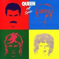 Queen: Hot space -2011 remaster deluxe edition