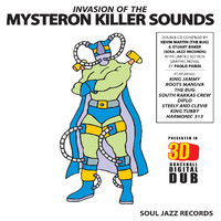 V/A: Invasion of the killer mysteron sounds in 3-D -part 1