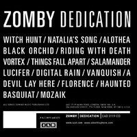 Zomby: Dedication