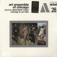 Art Ensemble Of Chicago: Message to our folks (180 gram vinyl)