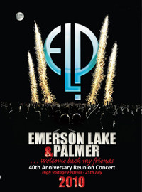 Emerson, Lake & Palmer: 40th anniversary reunion concert