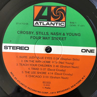 Crosby, Stills, Nash & Young: 4 Way Street
