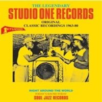 V/A: Legendary studio one recordings - original classic recordings 1963-1980