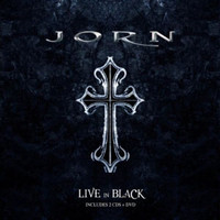 Jorn : Live in black -2cd+dvd