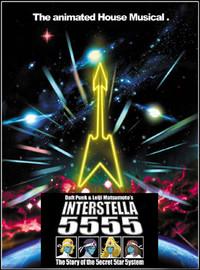 Daft Punk: Interstella 5555