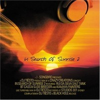 V/A : In search of sunrise 2 - mixed by Dj Tiesto