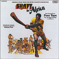 Pate, Johnny / Soundtrack : Shaft in africa