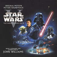 Soundtrack / Williams, John : Star Wars Episode V: Empire Strikes Back