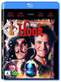 Hook - Kapteeni Koukku - Hook