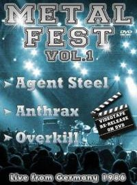 Agent Steel: Metal Fest vol. 1: Live From Germany '86