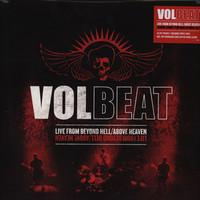 Volbeat: Live from beyond hell / above heaven -deluxe 2dvd+cd-