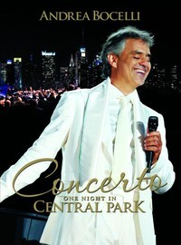 Bocelli, Andrea : One night in central park