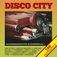 V/A: Disco City - Huoltoasemakaseteilta tutut jäljitelmäversiot vol. 1