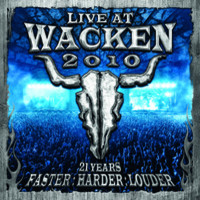 V/A: Live at Wacken 2010 -digipak-