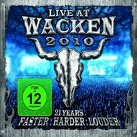 V/A: Live at Wacken 2010 -2bluray+2cd-