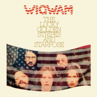 Wigwam: Lucky golden stripes and starpose