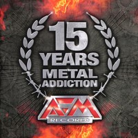 V/A: 15 years - metal addiction