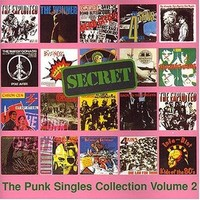 V/A: Secret Records - Punk singles collection vol 2