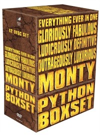 Monty Python Almost Absolutely Everything Box