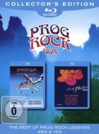 V/A : Prog rock box: Asia & Yes