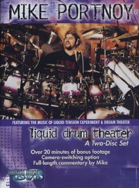 Portnoy, Mike: Liquid drum theatre