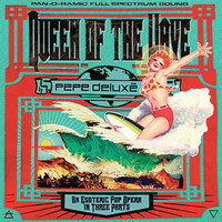 Pepe Deluxe: Queen of the wave
