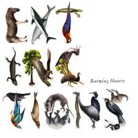 Burning Hearts: Extinctions