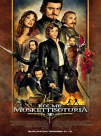 Kolme muskettisoturia - Three Musketeers, The