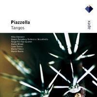 Väyrynen, Mika: Piazzolla: Tangos With Chamber Ensembles