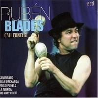 Blades, Ruben: Cali concert