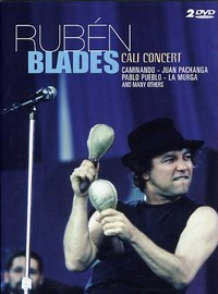 Blades, Ruben : Cali concert