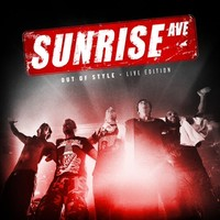 Sunrise Avenue: Out of style -live edition cd+dvd