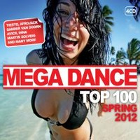V/A : Mega dance - top 100 spring 2012