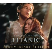 Soundtrack : Titanic -anniversary edition